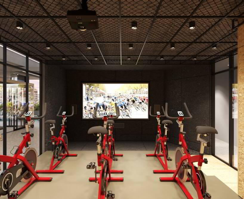 Nostrum   AR Spinning Gym