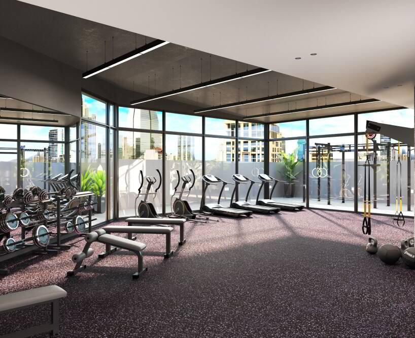 Nostrum   All Inclusive Gym