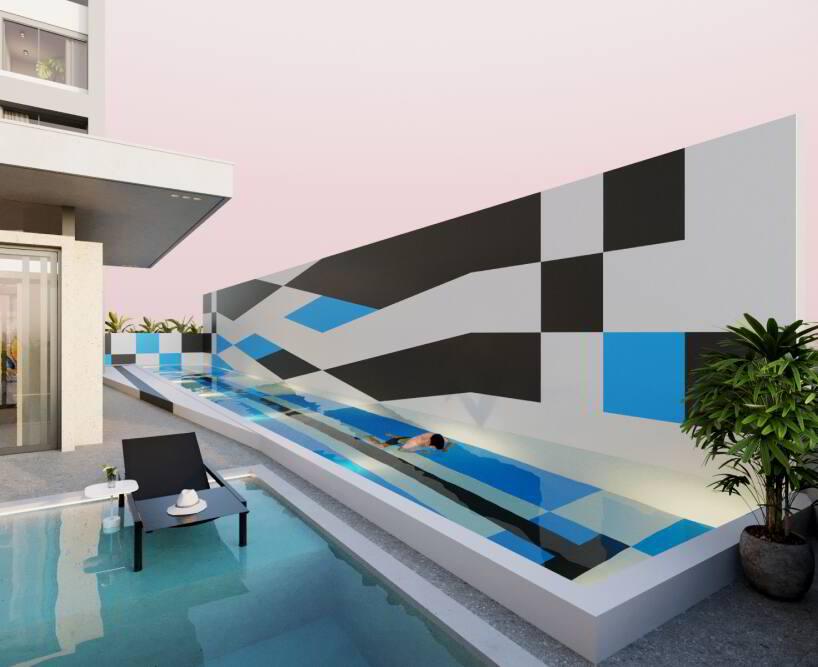 Nostrum   Swimming Lane Pool
