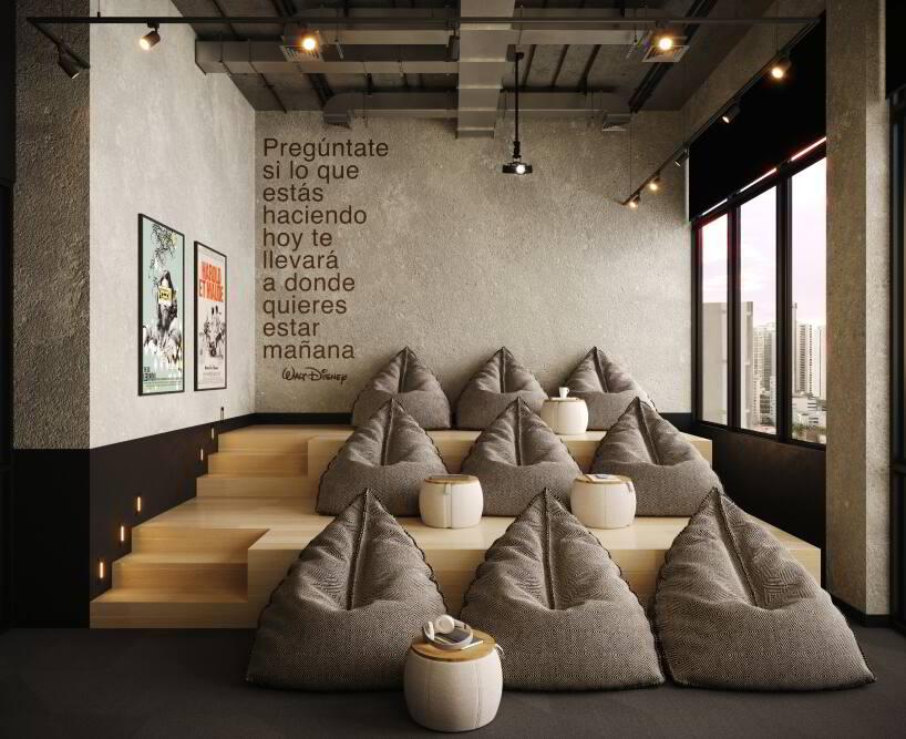 Nostrum   Cinema Relax Room